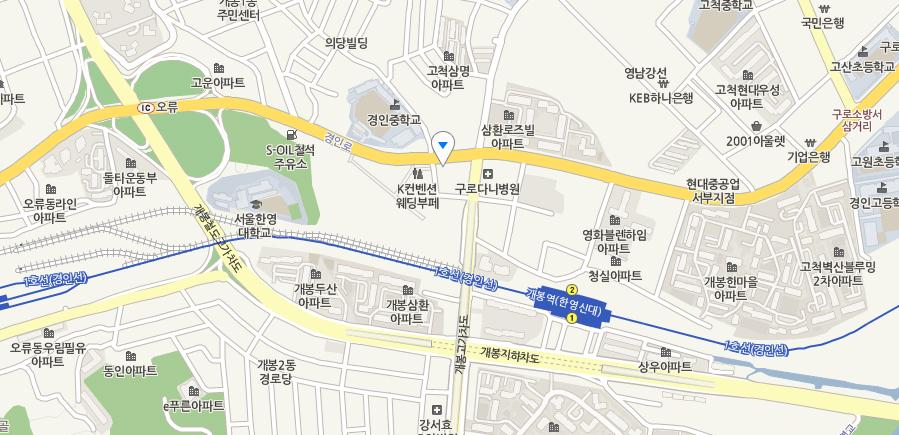 서울시 구로구 경인로 320 미스터피자 건물 3층 꿈세움Wee센터